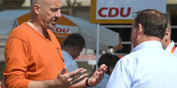 La coalition cdu-spd menacee par l'election regionale a breme[reuters.com]