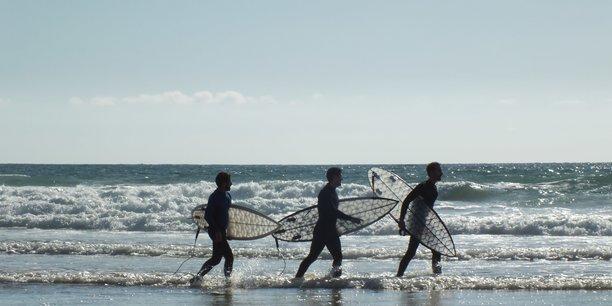 """La startup de la semaine : Hexasurfboard mise sur l'impression 3D pour ses surfs """"écolos"""""""