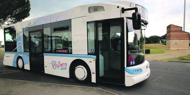 Bus à hydrogène : une première en France