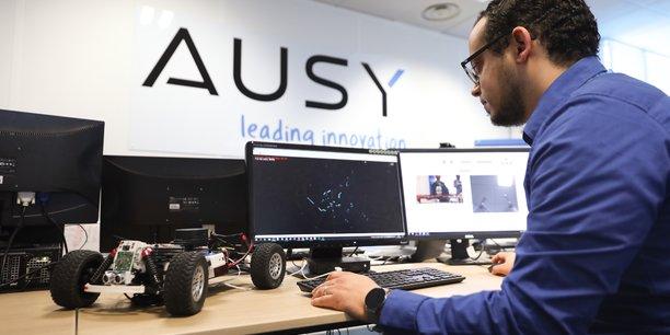 Le centre d'innovation toulousain d'Ausy a pour objectif de former 100 ingénieurs par an aux nouvelles technologies.