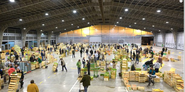 Grâce à un taux d'occupation plus important depuis sa reprise par le gestionnaire du marché de Rungis en 2017, le Min de Toulouse se porte mieux.