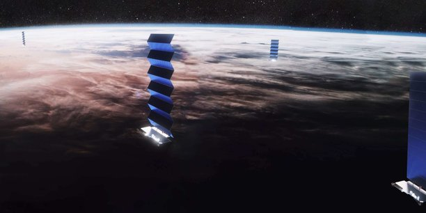 Satellites Starlink