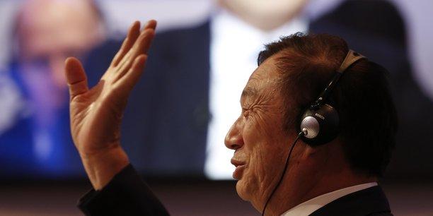 Ren Zhengfei, le chef de file et fondateur de Huawei.
