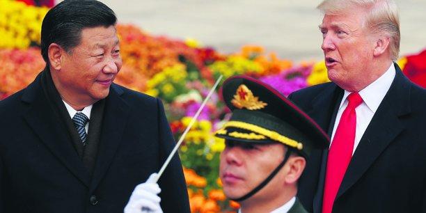 Pékin passe à la contre-offensive