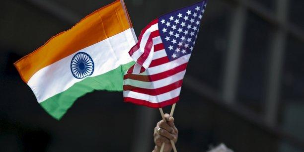 Le déficit commercial des Etats-Unis avec l'Inde s'est établi à 26,7 milliards de dollars sur l'année budgétaire 2017-2018