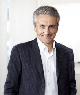 Le directeur marketing monde de BlackBerry, Frank Boulben.
