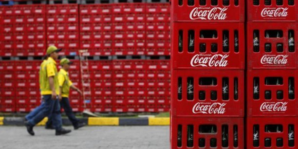 Coca-Cola Copyright Reuters
