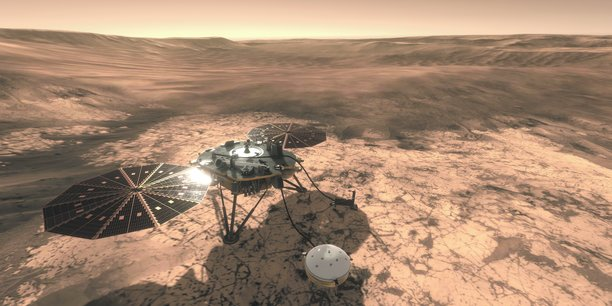 À partir des données acquises par la sonde Rosetta, les ingénieurs de Vr2Planets ont réussi à recréer des mondes virtuels en 3D.