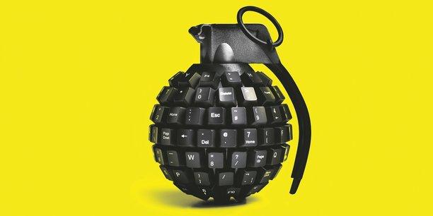 En quelques secondes, les attaques virtuelles peuvent anéantir des centaines d'entreprises et paralyser un État.