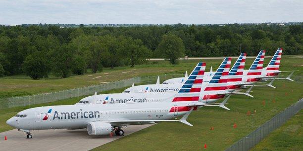 Les livraisons de Boeing ont chuté de 56% en mai