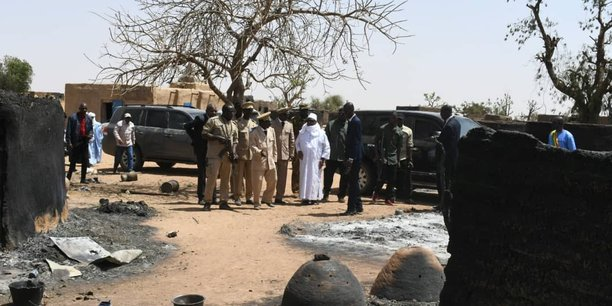 Le 23 mars dernier, une attaque dans un village peul avait fait plus de 160 victimes.