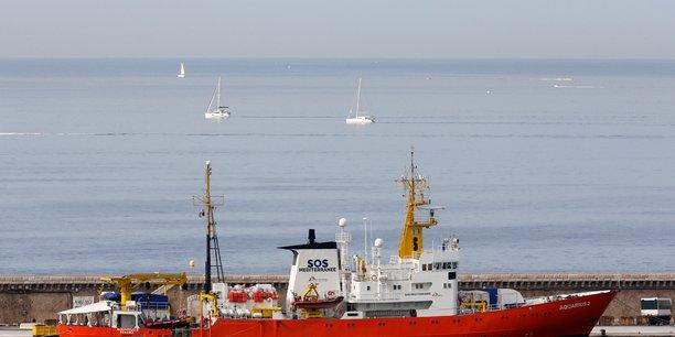 Mediterranee: 1.151 morts depuis la fermeture des ports italiens[reuters.com]