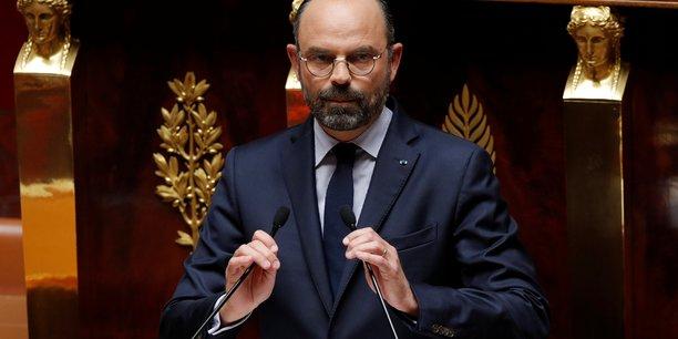 Philippe presente les reformes de l'acte ii en invoquant l'urgence[reuters.com]