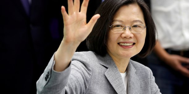 La presidente taiwanaise remporte la primaire de son parti[reuters.com]