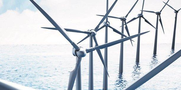 EDF développera le plus grand parc éolien offshore français
