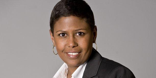 Yacine Barro, Directrice Générale Microsoft en Afrique de l'Ouest.