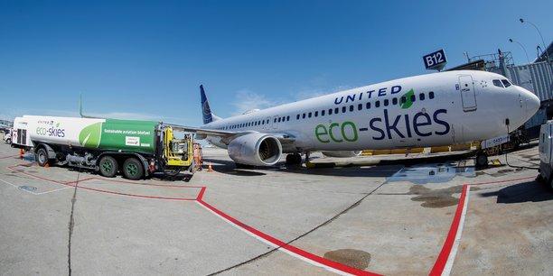Les biocarburants sont la principale arme pour décarboner l'aérien selon l'IATA.