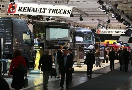 Copyright Renault Trucks