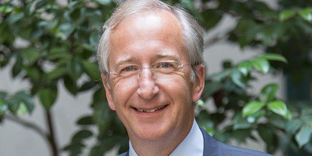 William Koeberlé, président du Conseil du commerce de France