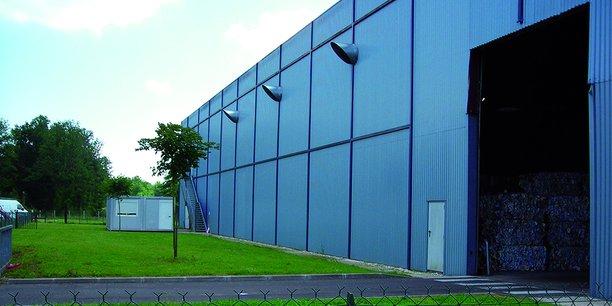Le centre de tri de Saint-Denis-de-Pile sera agrandi d'ici à 2022.