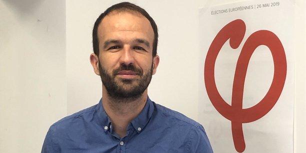 Manuel Bompard veut s'adresser aux collectifs toulousains, avant les partis politiques.