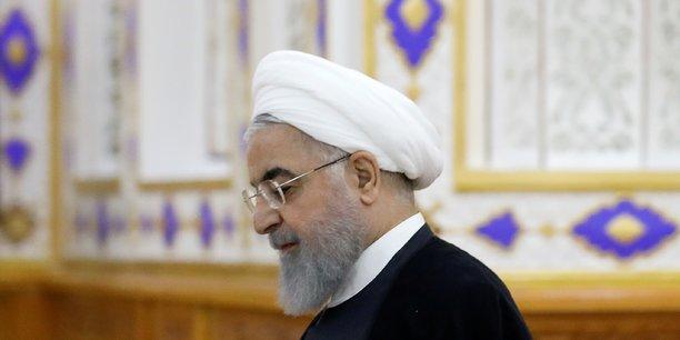 L'iran va encore reduire ses engagements sur le nucleaire, dit rohani[reuters.com]