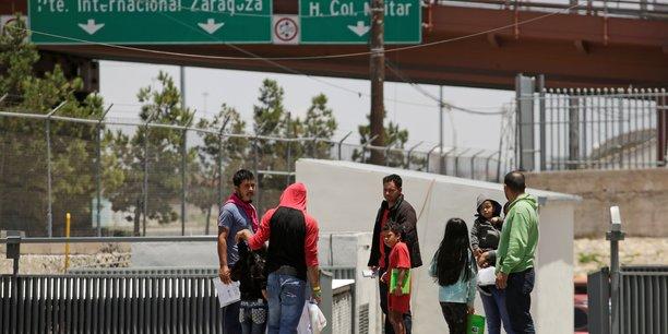 Les usa intensifient les renvois de migrants, sur fond de grogne au mexique[reuters.com]