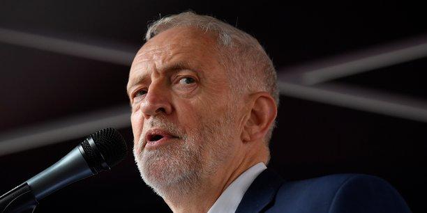 Corbyn doute de la mise en accusation de l'iran, hunt le juge pathetique[reuters.com]