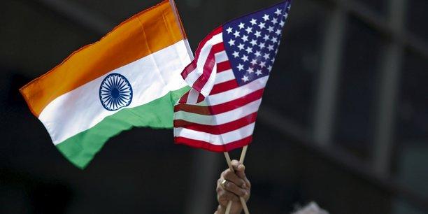 Prive d'avantages douaniers par les usa, l'inde repond avec des taxes[reuters.com]