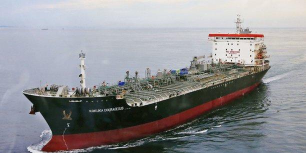 Petroliers: le kokuta courageous au mouillage au large des emirats[reuters.com]