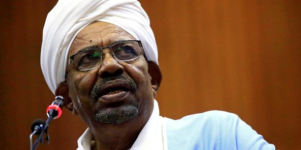 L'ex-president soudanais el bechir presente a la justice[reuters.com]