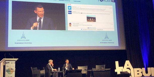"""Ben Smith (Air France-KLM) : """"la France a les taxes les plus fortes d'Europe"""""""