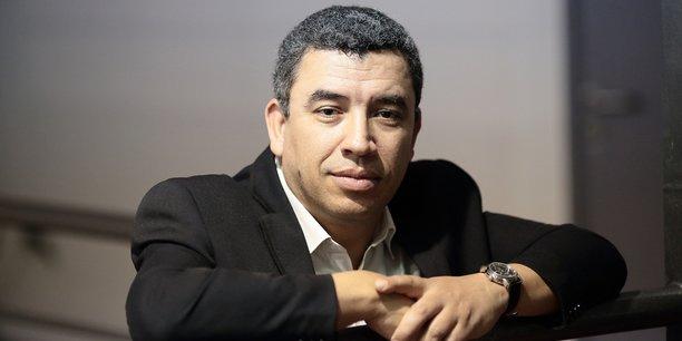 Jalil Benabdillah, P-dg de SDTech, président de Leader Occitanie et vice-président de l'agglomération d'Alès en charge de l'économie.