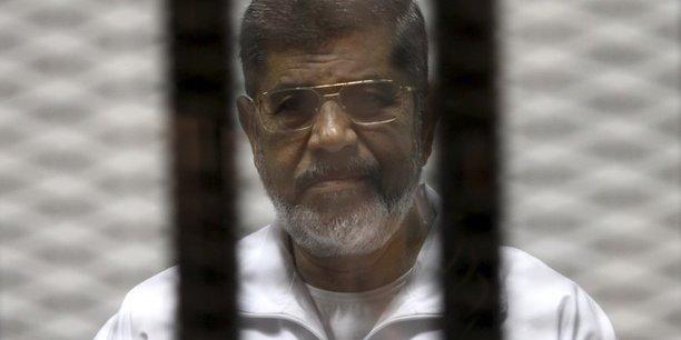L'ancien president egyptien mohamed morsi est mort[reuters.com]