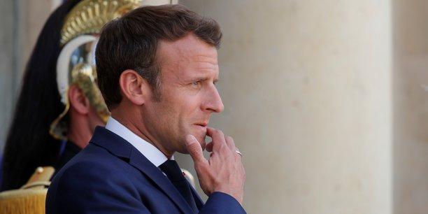 Macron veut convaincre l'iran de continuer a respecter l'accord[reuters.com]