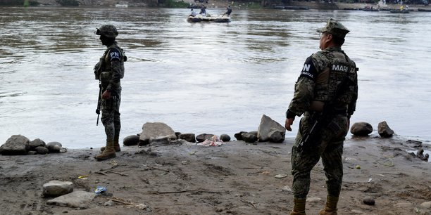 Mexique: les renforts anti-immigration en place des cette semaine[reuters.com]