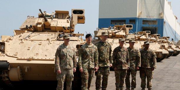 Les usa vont envoyer 1.000 soldats supplementaires au moyen-orient[reuters.com]