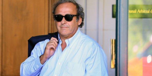 Platini en garde a vue dans l'enquete sur la coupe du monde au qatar[reuters.com]