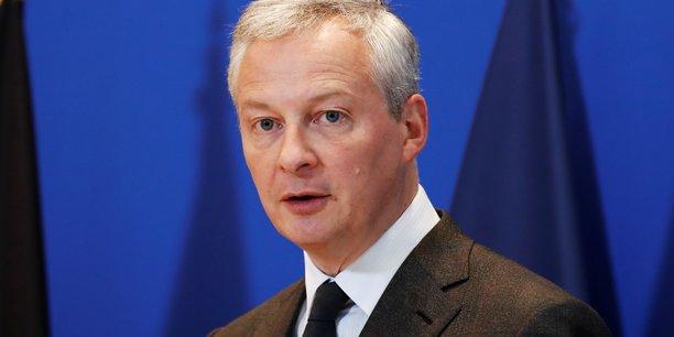 """Monnaie virtuelle de Facebook: Le Maire souhaite des """"garanties"""""""