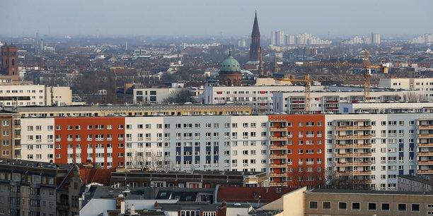 Les Berlinois consacrent en moyenne un quart de leur salaire pour se loger.