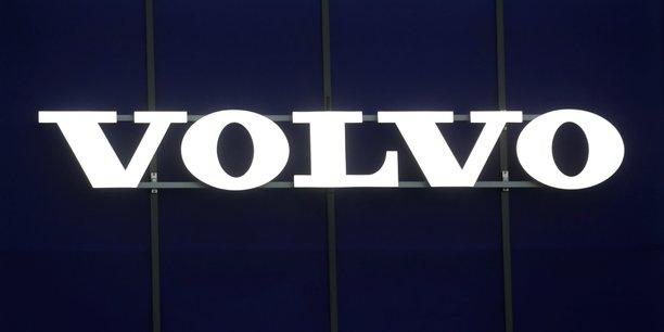 Ab volvo s'allie a nvidia pour developper une plate-forme d'ia[reuters.com]