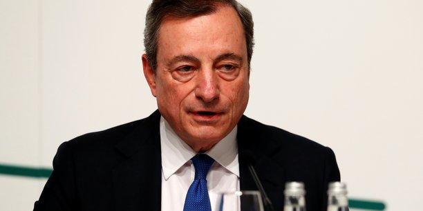Bce: draghi pret au whatever it takes pour relancer l'inflation[reuters.com]