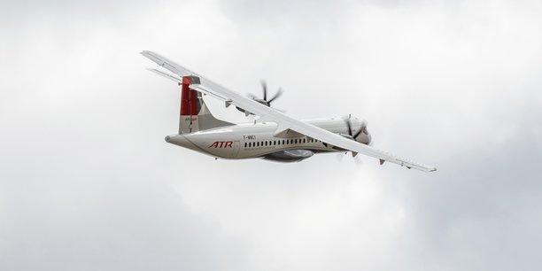 En 2019, ATR a engrangé 35 commandes de la part du loueur NAC, 27 de clients qui ne souhaitent pas se dévoiler, 10 du loueur Elix Aviation Capital, deux d'Air Tahiti et un d'EsayFly.