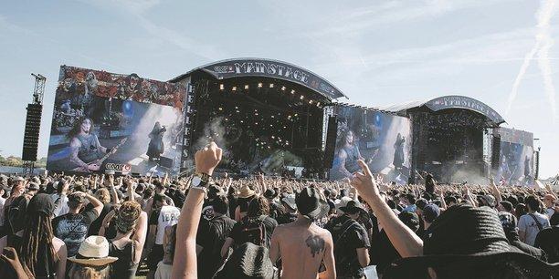 Le Hellfest écoule ses 55000 pass trois jours seulement en trente minutes.