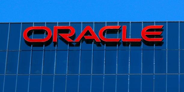 Oracle bat le consensus et son action monte[reuters.com]