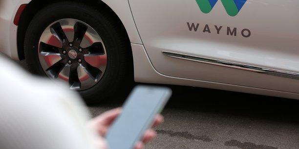 Voiture autonome: accord entre renault-nissan et waymo (google)[reuters.com]