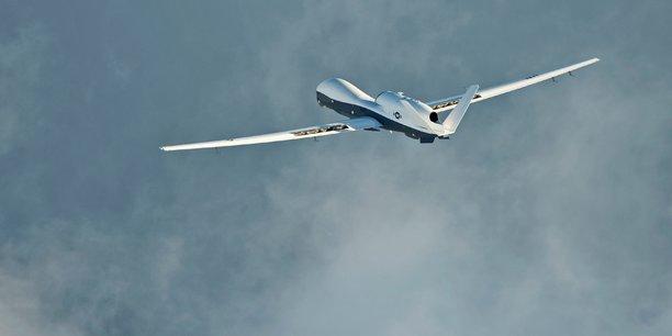 L'iran a abattu un drone d'observation de l'armee americaine[reuters.com]