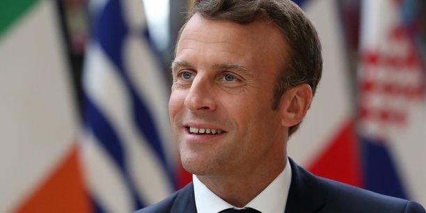 Macron dit qu'il ira en irak avant la fin de l'annee[reuters.com]