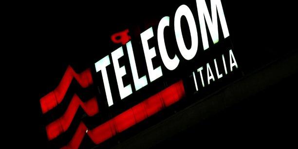 Telecom italia va discuter d'un rapprochement avec open fiber[reuters.com]