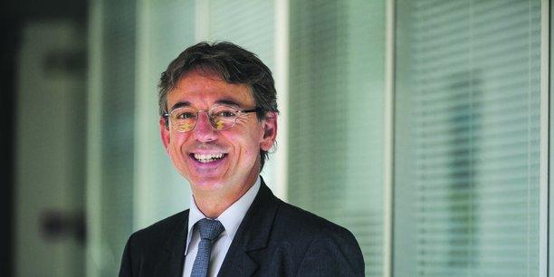 Philippe Stefanini, directeur général de Provence Promotion, l'agence d'attractivité économique d'Aix-Marseille-Provence et Pays d'Arles.